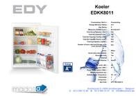 EDY EDKK8011 Leaflet