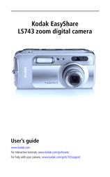 Kodak EASYSHARE LS743 3896982 User Manual