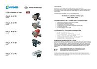Security Plus LS 22 LED Bicycle Headlight 0022 Leaflet