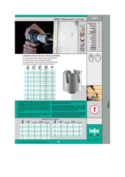 Heller 25947 7 Information Guide