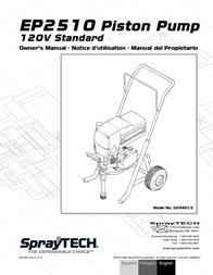 John Deere Frontier Equipment Septic System 294012 User Manual