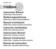 Friedland D934 S Wireless Bell 200024 User Manual