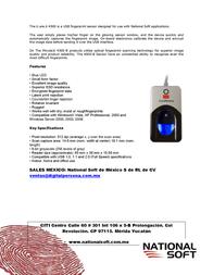 National Soft HW-DP Leaflet