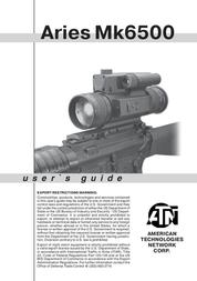 ATN Mk6500 User Manual
