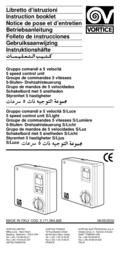 Vortice SCNRL5 12957 User Manual
