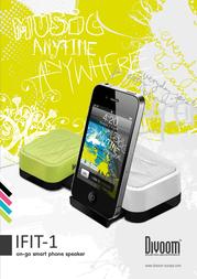 Divoom iFit-1 90100078005 Leaflet