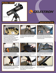 Celestron NexStar 130SLT 31145 User Manual