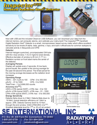 S.E. International INSPECTUSB B00EZBOSK8 Merkblatt