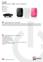 TELE System Snap 28020026 Leaflet
