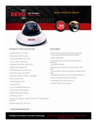 Revo RCDS30-2 Leaflet
