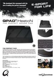 QPAD 3903 Leaflet
