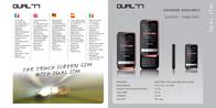 ITTM Dual77 ITT-DUAL77-BLK Leaflet