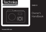 Technika DAB121 User Manual