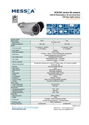 Messoa SCR363-HP5 Leaflet