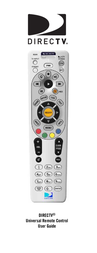DirecTV RC64 User Manual
