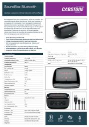 Cabstone 95391 User Manual