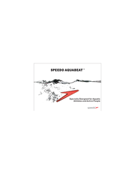 Speedo Aquabeat User Manual