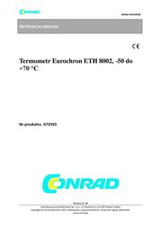 Eurochron Eth 8002 X45302 Data Sheet