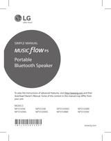 LG NP5550NC 用户指南
