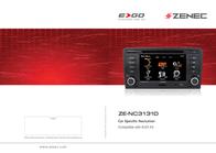 Zenec ZE-NC3131D User Manual