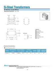 Delta Electronics SEL7632V Leaflet