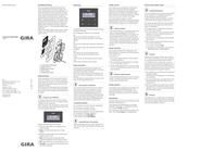 Gira Speaker 228203 228203 Data Sheet
