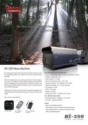 iWatchz HZ-350 Leaflet
