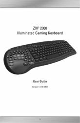 Ideazon zxp-2000 User Manual