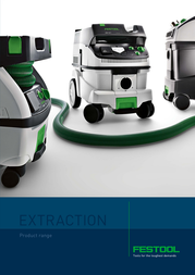 Festool CleantexCTL36E 4014549119884 User Manual