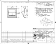 Panduit NetKey 2-Position 45x45 Sloped French Faceplate Aadapter Kit NKFS2AW Leaflet