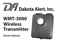Dakota Alert Inc. Wireless Office Headset WMT-3000 User Manual