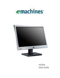 eMachines E17T4W User Manual