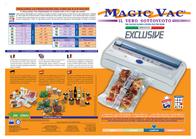 Magic Vac Exclusive V922PK1 Leaflet