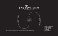 Energy Sistem K030 Black 34664 User Manual