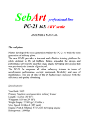 Sebart ARF 1510 mm 65100002 Data Sheet