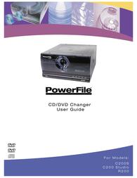 PowerFile R200 User Manual