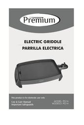 Premium PG14 Owner's Manual