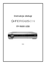 Ferguson FP-9600 USB User Manual