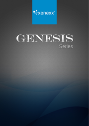 Xenexx XS 820 HX320820 User Manual