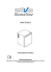 Silva Homeline Refrigerator 42 l KB480TE ATT.CALC.EEK A White 951130 Data Sheet