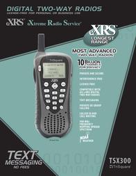 TriSquare TSX300 Leaflet
