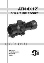 ATN S.W.A.T. 4X12 User Manual