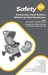 Safety 1st Baby Accessories TR233 User Manual