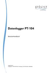 Pico PP682 USB Data Logger PP682 Data Sheet