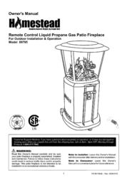 Grand Hall 89795 User Manual