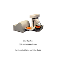 Disc Makers micro print Installation Instruction
