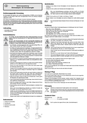 Gao Dimm adapter with sliding regulator Black 0784 User Manual