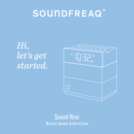 Soundfreaq Sound Rise User Manual