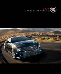 Cadillac CTS-V Series User Manual