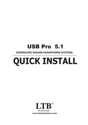 LTB mg-51usb User Manual